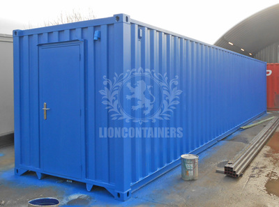 Anaerobic Digestion (AD) Biogas Container Store | Lion