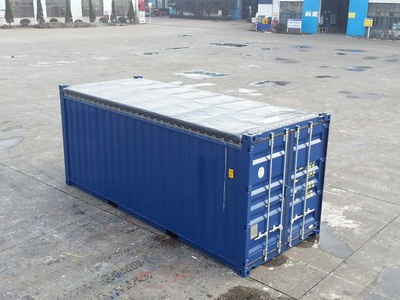 Tarpaulin for Open Top Container | Lion Containers Ltd